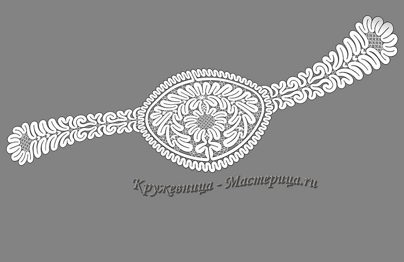 Сколок — Косынка файшонка